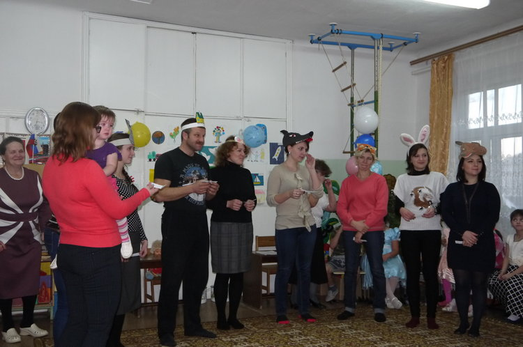 Конкурсную программу ко дню матери для детского сада