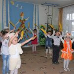 В Газопроводском детском саду прошел праздник «Золотая осень»