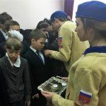 Торжественная церемония вступления учащихся в ряды общероссийской общественно-государственной детско-юношеской организации «Российское движение школьников» прошла в МОУ «Кораблинская СШ №2»