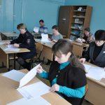 В районе прошла Всероссийская акция «Единый день сдачи ЕГЭ родителями»