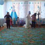Спортивный праздник в СП «Детский сад «Ромашка» МОУ «Пустотинская СШ»