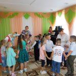 День знаний в детском саду «Чебурашка»