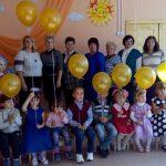 Открытие дошкольной группы в МОУ «Яблоневская ОШ»