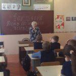 Накануне праздника «День пожилого человека» в 6 «А» классе МОУ «Кораблинская средняя школа имени Героя РФ И.В. Сарычева» был организован классный час