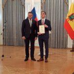 Именные стипендии Губернатора Рязанской области получили одаренные дети Рязанской области